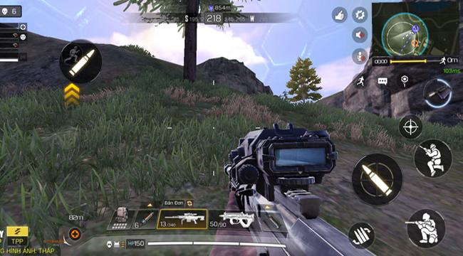 Những mẹo cơ bản giúp bạn bắn tốt trong Call of Duty: Mobile VN