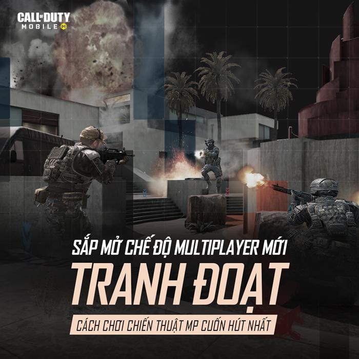 Tìm hiểu về chế độ chơi Tranh Đoạt của Call of Duty: Mobile VN 0