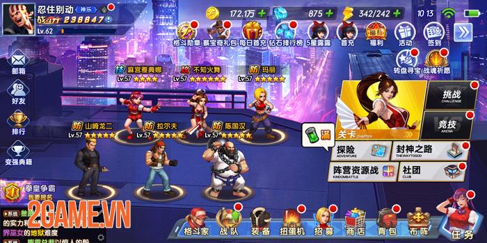 KOF AllStar VNG - Quyền Vương Chiến: Game thẻ tướng chính chủ từ SNK Nhật Bản 0
