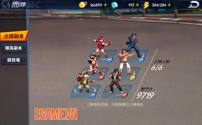 KOF AllStar VNG - Quyền Vương Chiến: Game thẻ tướng chính chủ từ SNK Nhật Bản 1