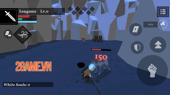 WhiteFlame - Game nhập vai được phát triển và phát hành bởi người Việt 3