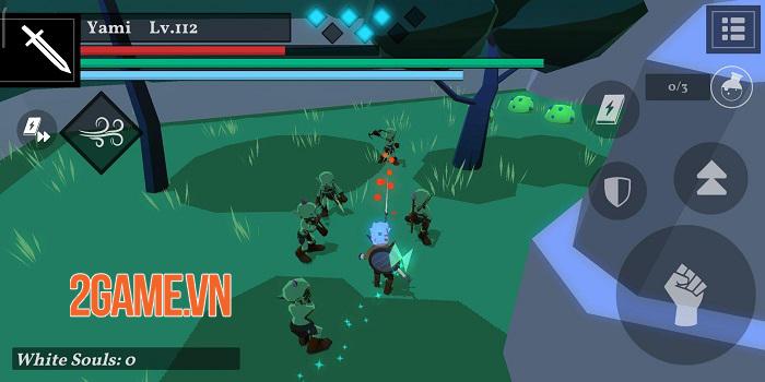 WhiteFlame - Game nhập vai được phát triển và phát hành bởi người Việt 4