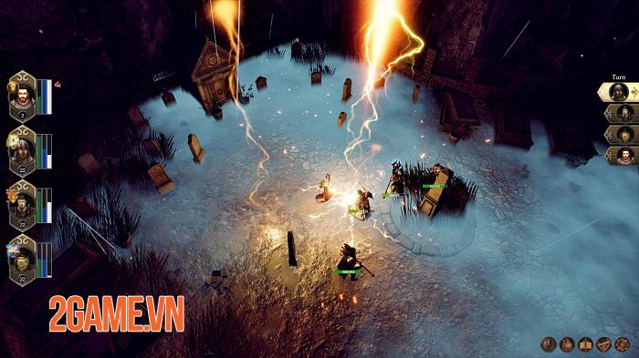 Zoria: Age of Shattering - Game nhập vai hành động kết hợp quản lý chiến thuật đỉnh cao 0