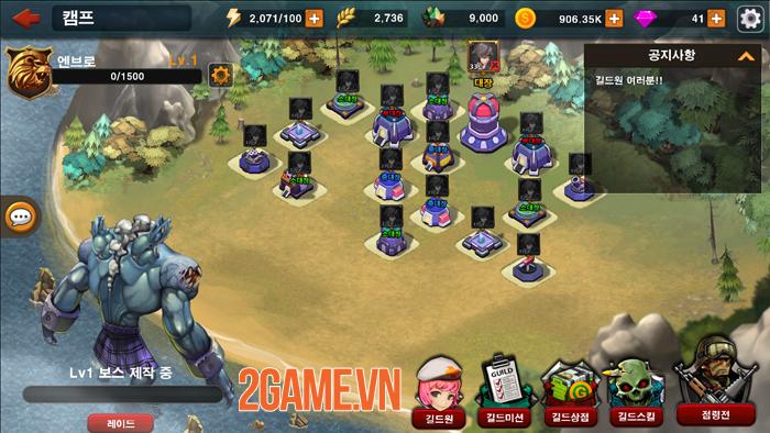Game chiến thuật hành động 3Q Phản Công Mobile đầy mới lạ về Việt Nam 6