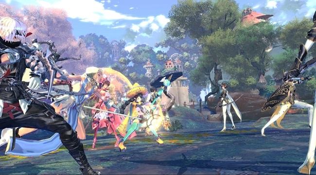 Game đánh theo lượt Exos Heroes mở đăng kí trước toàn cầu