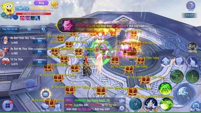 Kiếm Ma 3D trở lại đầy mạnh mẽ với Big Update tháng 5 nhiều nội dung hấp dẫn 1