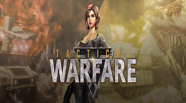 Tactical Warfare – Game FPS đa nền tảng với đồ họa và gameplay kinh điển