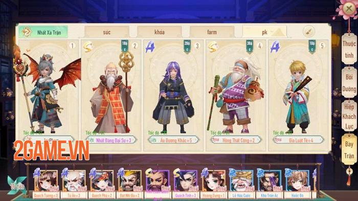 Tân Thần Điêu VNG chứng minh game đánh theo lượt không phải xếp đội hình rồi treo auto là xong 4