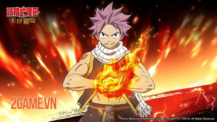 Game manga đánh theo lượt Fairy Tail Mobile đã mở cửa thử nghiệm 0