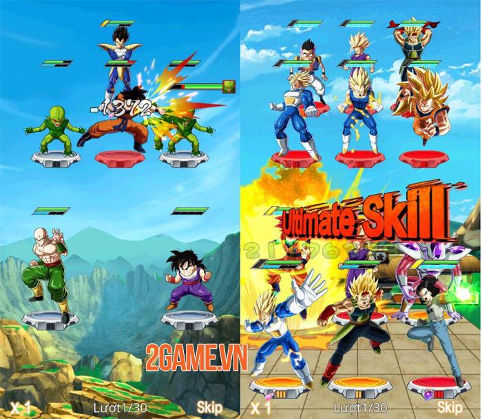 Heroes of Earth - Game thẻ tướng bối cảnh Dragon Ball có hỗ trợ tiếng Việt 1