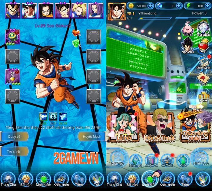 Heroes of Earth - Game thẻ tướng bối cảnh Dragon Ball có hỗ trợ tiếng Việt 0