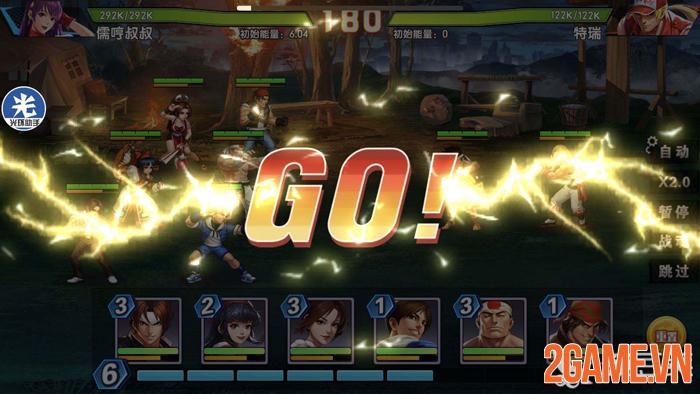KOF AllStar VNG - Quyền Vương Chiến là sân chơi lớn có quy mô toàn cầu 2