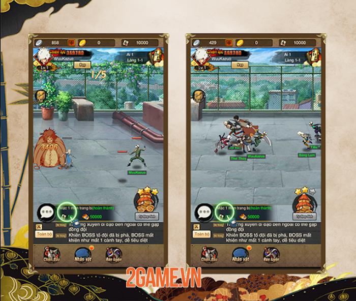 Game Naruto H5 - Hỏa Chí Anh Hùng sắp ra mắt game thủ Việt 0