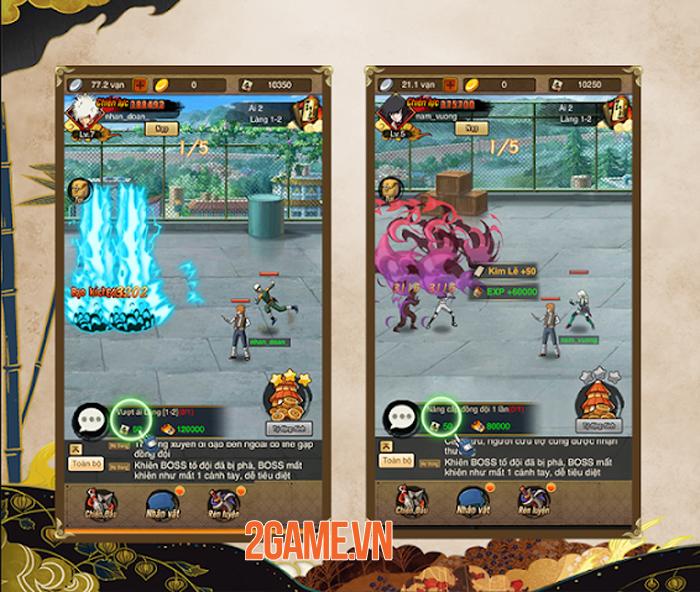 Game Naruto H5 - Hỏa Chí Anh Hùng sắp ra mắt game thủ Việt 1