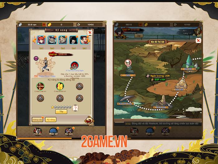 Game Naruto H5 - Hỏa Chí Anh Hùng sắp ra mắt game thủ Việt 2