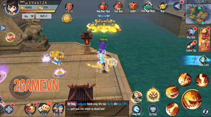 Thêm 7 game mobile mới cập bến Việt Nam trong tháng 5 3
