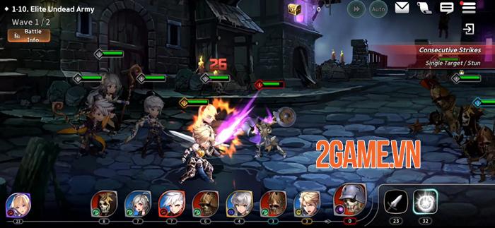 Five Stars - Game đánh theo lượt với dàn nhân vật sexy hết phần người khác 3