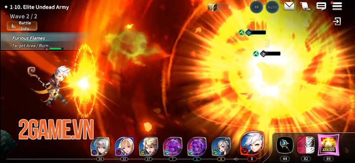 Five Stars - Game đánh theo lượt với dàn nhân vật sexy hết phần người khác 4