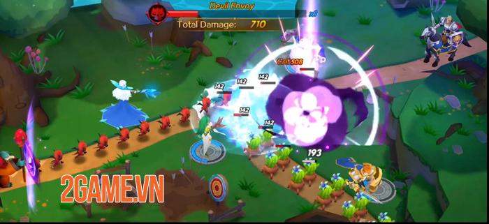 Realm Guards TD - Game nhập vai thủ tháp thế hệ mới với đồ họa siêu đẹp 1