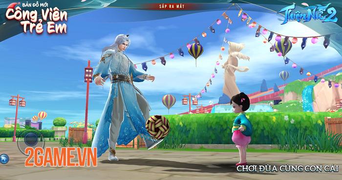 Thiện Nữ 2 VNG có lẽ là game nhập vai đẹp nhất từ hình ảnh cho tới nội dung 0