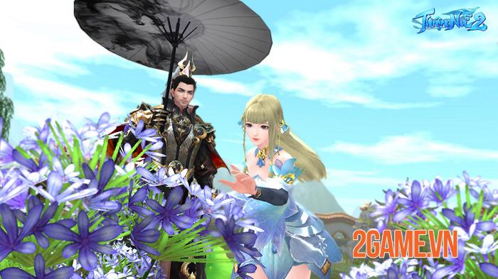 Thiện Nữ 2 VNG có lẽ là game nhập vai đẹp nhất từ hình ảnh cho tới nội dung 4
