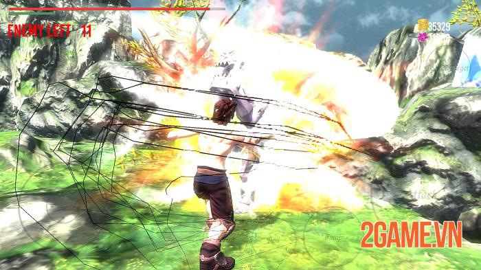 Thạch Sanh 3D - Game thuần Việt có đồ họa sống động và cách chơi đa dạng 1