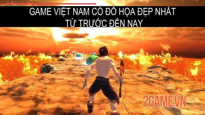 Thạch Sanh 3D - Game thuần Việt có đồ họa sống động và cách chơi đa dạng 3