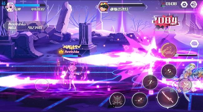 Date A Live: Spirit Pledge – Game hành động phiêu lưu dựa trên light novel nổi tiếng