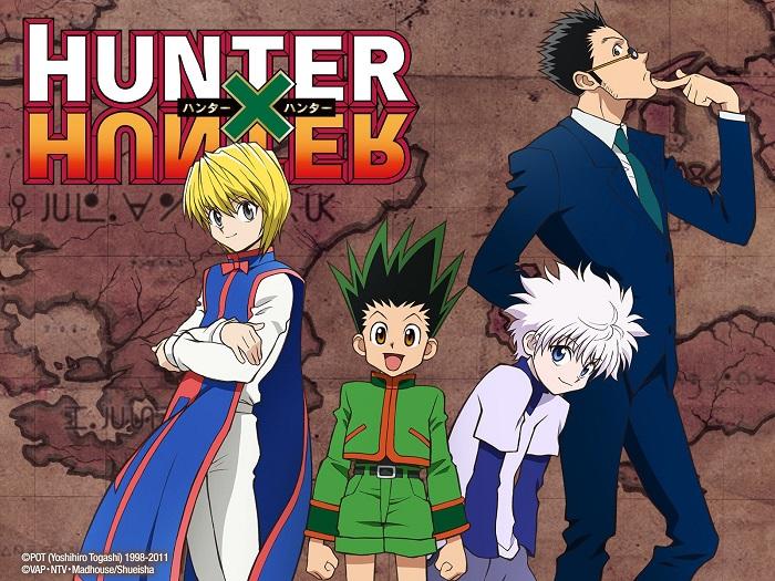 Huyền Thoại Hunter x Hunter tái xuất với một diện mạo