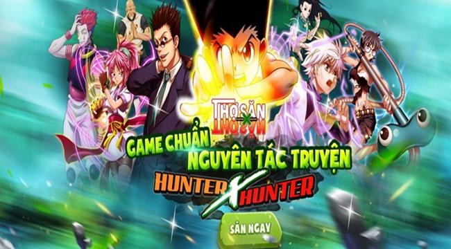 """Huyền Thoại Hunter x Hunter tái xuất với một diện mạo """"mới nhưng cũ""""?!?"""