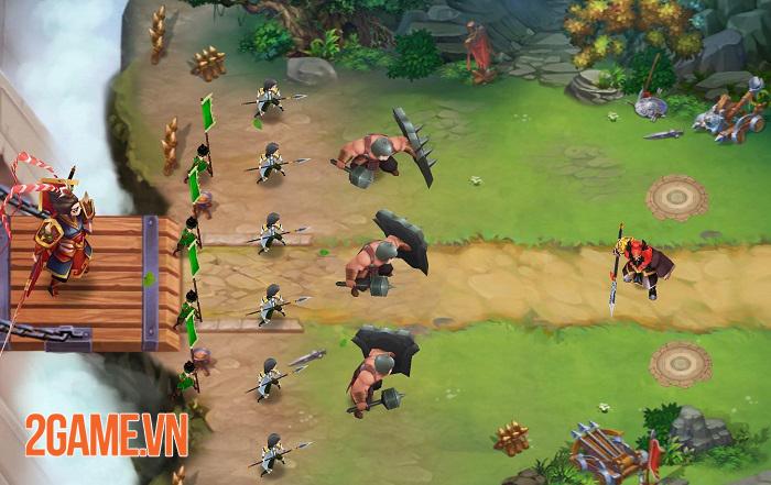 Pocket Kingdom TD - Game phòng thủ tháp pha trộn giữa cũ và mới 3