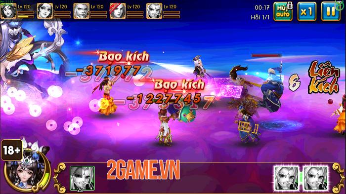 Toàn Dân Tam Quốc xứng danh game đấu tướng chiến thuật quốc dân 5