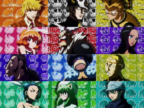 Những nhân vật được bầu chọn là mạnh nhất trong Hunter X Hunter 7