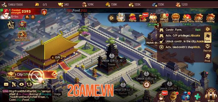 KingdomsM - Game chiến thuật mang đến trải nghiệm những trận chiến vĩ đại 0