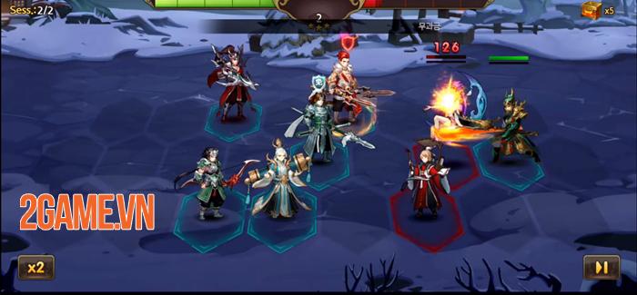 KingdomsM - Game chiến thuật mang đến trải nghiệm những trận chiến vĩ đại 1