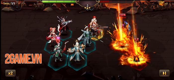 KingdomsM - Game chiến thuật mang đến trải nghiệm những trận chiến vĩ đại 3