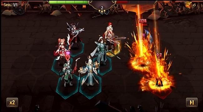 KingdomsM – Game chiến thuật mang đến trải nghiệm những trận chiến vĩ đại