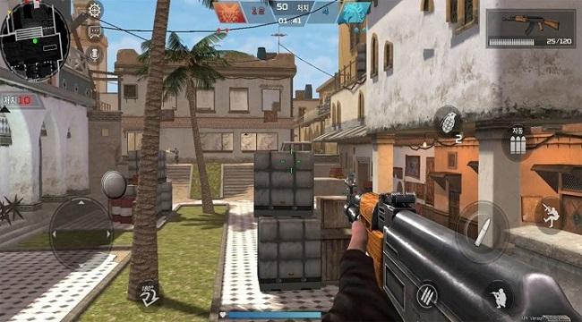 Red Dot: Front Line chất lừ với đồ họa đẹp và các chế độ chơi đa dạng