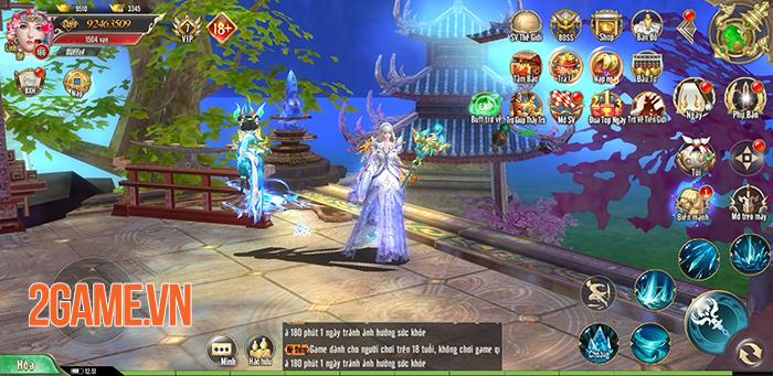 Phong Ma Chiến không chỉ đẹp mà lối chơi còn quá hợp ý game thủ 2