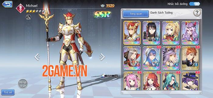 Cảm nhận nhanh Goddess Of Genesis bản tiếng Việt vừa ra mắt 2