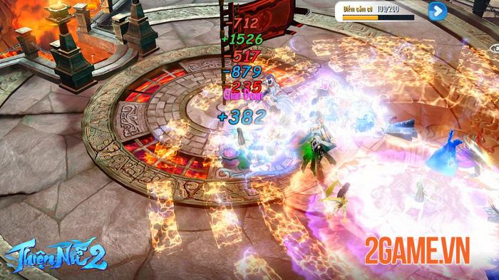 Thiện Nữ 2 kế thừa và phát triển các tính năng đậm màu sắc MMORPG truyền thống 7