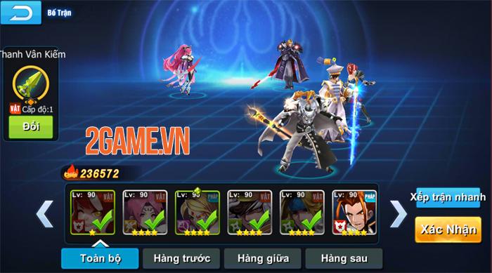 Game đấu tướng Trụ Vương Cứu Thiếp Mobile về Việt Nam 1