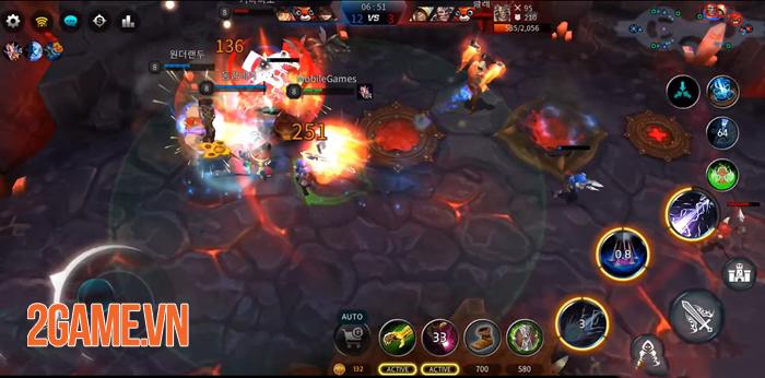 Battle Rivals - Trải nghiệm chất MOBA mới lạ với những chế độ hấp dẫn 1