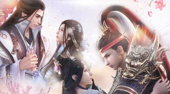 Game Tỷ Muội Hoàng Cung: Vì tình yêu mà tranh đấu!
