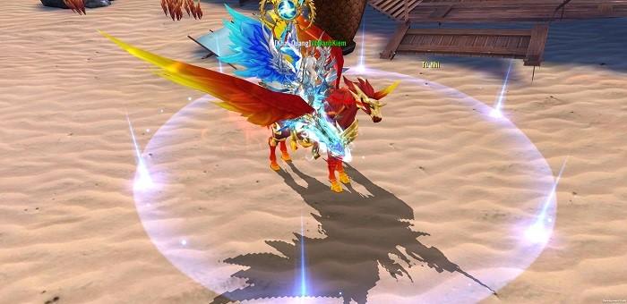 Kiếm Ma 3D luôn chú trọng những tính năng gia tăng lực chiến cho người chơi 3