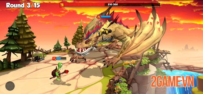The King's Army - Game nhập vai nhàn rỗi có nhiều hoạt động liên server 2