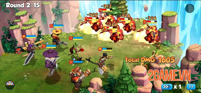The King's Army - Game nhập vai nhàn rỗi có nhiều hoạt động liên server 1