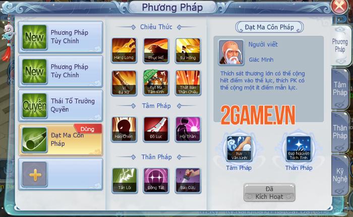 Võ Lâm Hào Hiệp - Tựa game kiếm hiệp đánh theo lượt đầy tinh tế 2