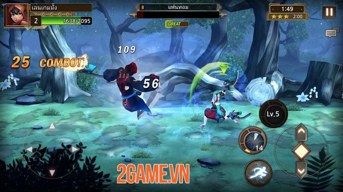 Soul Eater - Game hành động đem đến niềm vui của các game arcade cổ điển 2