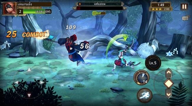 Soul Eater – Game hành động đem đến niềm vui của các game arcade cổ điển
